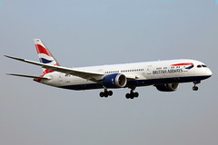 G-ZBKD Boeing 787-9 BAW  LHR (Jetstar31) Tags: gzbkd boeing 7879 baw lhr