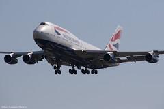 G-CIVW (Baz Aviation Photo's) Tags: gcivw boeing 747436 british airways baw ba heathrow egll lhr 27l ba282