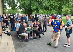 May 2019 BikeDC Happy Hour (Mr.TinDC) Tags: people friends cyclists happyhours eastpotomacpark hainspoint