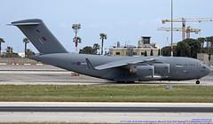 ZZ173 LMML 30-04-2019 United Kingdom - Royal Air Force (RAF) Boeing C-17A Globemaster III CN UK3 (Burmarrad (Mark) Camenzuli Thank you for the 18.9) Tags: zz173 lmml 30042019 united kingdom royal air force raf boeing c17a globemaster iii cn uk3