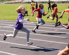 Audrey April 2019 50 yd race (hz536n/George Thomas) Tags: 2019 alabama canon audrey auburn canon5d ef24105mmf4lisusm spring copyright cs6 track trackmeet race run