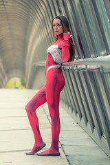 Extraordinary Girl (sdupimages) Tags: heroes spiderwoman models cosplay costumes marvel shooting girl woman beauty