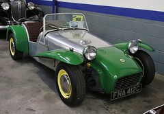FNA 412C (1) (Nivek.Old.Gold) Tags: 1965 lotus seven series 2 1600cc aca