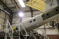 GLOSTER METEOR WS788 YORKSHIRE AIR MUSEUM ELVINGTON (toowoomba surfer) Tags: aircraft aviation aeroplane museum airmuseum aviationmuseum raf