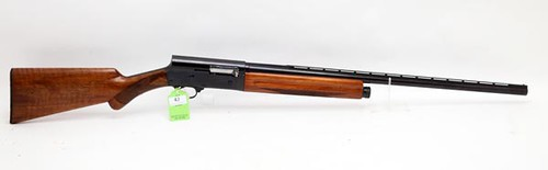 Belgian made Browning Auto-5 Semi Automatic ($1232.00)