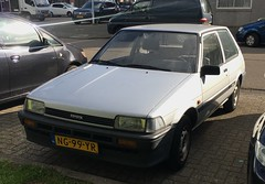 1985 Toyota Corolla 1.3 DX (rvandermaar) Tags: 1985 toyota corolla 13 dx toyotacorolla e80 e8 corollae80 corollae8 sidecode4 ng99yr
