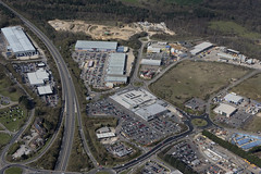 Aerial view of Longwater Retail Park in Norwich - Norfolk UK (John D Fielding) Tags: longwater retailpark norwich longwaterlane shopping retail norfolk sainsburys therange sainsbury above aerial nikon d810 hires highresolution hirez highdefinition hidef britainfromtheair britainfromabove skyview aerialimage aerialphotography aerialimagesuk aerialview drone viewfromplane aerialengland britain johnfieldingaerialimages fullformat johnfieldingaerialimage johnfielding fromtheair fromthesky flyingover fullframe