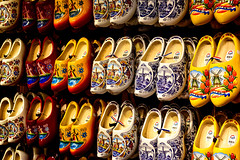 Dutch Wooden Shoes Made and Sold Here (Brett of Binnshire) Tags: historicalsite zaandam netherlands locationrecorded shop industry architecture clothing museum zaanseschans building store northholland shoes woodenshoes clogs