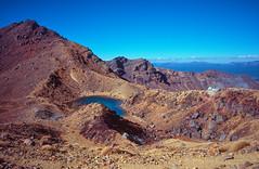 Tongariro Alpine Crossing, NZ (papasnap) Tags: zeissikon zeiss leica slidefilm e6 newzealand velvia 100 fujifilm