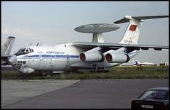 CCCP-76452 - Moscow Zhukovsky (ZHU) 17.08.2001 (Jakob_DK) Tags: il76 il76976 ilyushin ilyushinil76 il76candid ilyushin76 ilyushin76976 ilyushinil76976 cargo uubw zia moscowzhukovsky zhukovskyinternationalairport gromov gromovflightresearchinstitute 2001 cccp76452 aeroflot