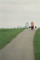 1 (James_Crouchman) Tags: person street photography london primrose hill primrosehill view northlondon nw2 skyline