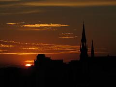 Bendita tarde de otoño (adrian_63) Tags: buenosaires lourdes argentina republicaargentina santoslugares atardecer crepúsculo sunset churches crépuscule abenddämmerung tardopomeriggio
