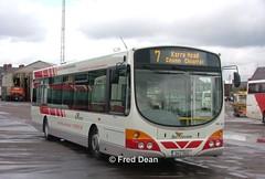 Bus Eireann VWL144 (04C9601). (Fred Dean Jnr) Tags: buseireann cork volvo b7l wright eclipse vwl144 04c9601 capwellgaragecork march2004 capwell buseireanncapwelldepot