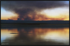 Bushfire sky in Autumn 3 (itsallgoodamanda) Tags: shoalhaven seascape sea seaside southcoast seascapephotography stgeorgesbasin sky sanctuarypoint sunset smoke bushfiresmoke sunsetphotography calmocean mountainranges reflections amandarainphotography australia australianphotography australianlandscape australiassouthcoast autumn autumn2019 beautifulbeach jervisbayphotography jervisbay itsallgoodamanda photography photoborder peaceful prettysunset prettybeach bushfire coastallandscape coastal colourfullandscape coastline coast cloudreflections skyreflections landscape landscapecoast landscapephotography lateafternoon hazardreduction burnoff