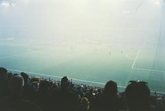 2699 (3) (Oberoende Slav) Tags: djurgårdens if football supporters dif djurgården 35mm 135mm kodak olympus μmjuii mju