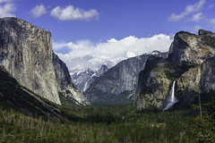 View from Tunnel View in Yosemite, California (ttchao) Tags: california yosemite tunnelview elcapitan bridalveilfalls halfdome sony ilce7rm3 a7riii a7r3 24105mm fe24105mmf4goss landscape