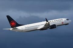 C-FSOI (LAXSPOTTER97) Tags: air canada boeing 737 7378 max cfsoi cn 61223 ln 7006 aviation airport airplane cyvr