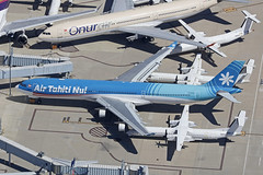 F-OJTN, Airbus A340-300, Air Tahiti Nui, San Bernardino, California (ColinParker777) Tags: fojtn airbus a340 340 a343 343 a340300 340300 395 a340313x 340313x airliner airplane plane aircraft aeroplane fly flying flight travel aviation grounded stored retired retirement scrap parts derelict unused disused air tahiti nui airlines airways sbd san berdardino ksbd international airport california socal usa united states america canon 5dsr 5ds 100400 l lens mkii mk2 telephoto pro onur ohy a330 dhc8 q400 tcoca