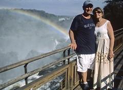 My Long Time Friends from Sao Palo (vincenzooli) Tags: fujiprovia waterfall nikonf6 film