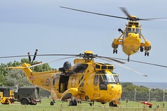 (scobie56) Tags: westland seaking har3 202 squadron flight raf royal air force boulmer nothumberland sar search rescue