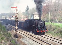 Gedinne (eParanoia) Tags: treinen