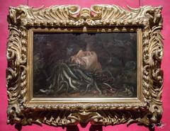 2019/02/24 17h21 Otto Marseus van Schrieck, «Tête de Méduse» (1ère moitié du 17ème siècle), Galerie des Offices (Florence) (Valéry Hugotte) Tags: 24105 firenze florence galeriedesoffices galleriadegliuffizi headofmedusa italia italie italy medusa ottomarseusvanschrieck testadimedusa têtedeméduse canon canon5d canon5dmarkiv musée méduse painting peinture tableau vanschrieck