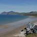 Morfa Nefyn beach across to Yr Eifl