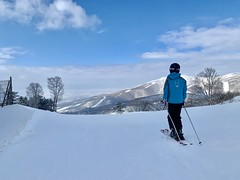 2019_01_30 09_24_26 (Yiwen103) Tags: 日本 滑雪 星野 磐梯山 溫泉 ski