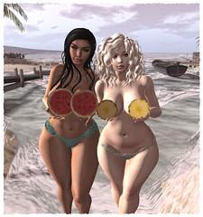Sissy And I (freyaserendipity) Tags: reign lamb foxcity baja cove catwa belleza blueberry