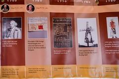 Holgate Windmill history timeline, 1750-1790.