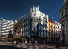 Valencia (auredeso) Tags: valencia spagna espana spain hdr tonemapping edifico building nikon d750 tamron nikond750 tamron1530