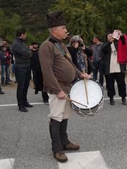 250ème anniversaire de la bataille de Ponte Novu (Vincentello) Tags: 250èmeanniversaire bataille battle pontenuovo pontenovu soldat soldier tambour drum