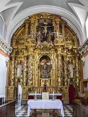 Antigua sala capitular (lebeauserge.es) Tags: rascafría madrid elpaular monasterio