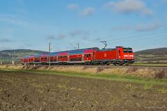 BR146 230-8 DB Regio - Mühlbach (Giovanni Grasso 71) Tags: br146 2308 db regio mühlbach nikon d610 giovanni grasso traxx bombardier locomotiva elettrica