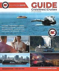 Guide Croisières - 2019 (J. Trempe 3,950 K hits - Merci-Thanks) Tags: magazine revue couevertrure cover front page guide croisiere cruise