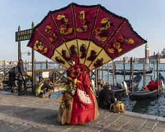 SON01226cropadj (Charlie Jobson) Tags: venice venezia carnevale people costume masks