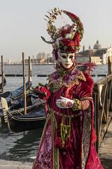 SON01222cropadj (Charlie Jobson) Tags: venice venezia carnevale people costume masks