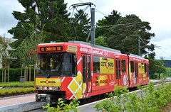 7441 M3 (1) (brossel 8260) Tags: belgique tec charleroi tram bn