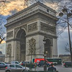 Paris  France ~  Porte Saint-Denis  ~ Historic Monument thumbnail