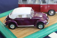 Volkswagen Coccinelle - 1/24 (CHRISTOPHE CHAMPAGNE) Tags: 2019 france charly marne exposition maquette volkswagen beetle kafer coccinelle 124