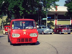 Econoline...coming at me (novice09) Tags: backtothefifties carshow econoline ford pickup ipiccy htt truckthursday