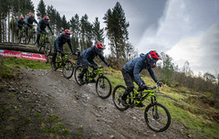 Stuart (Alasdaircrawford) Tags: mtb mountain bike mountainbike vtt cycle jump drop ae forest scotland dh downhill dwn hill fr freeride enduro 7 extreme outdoor sport stanes