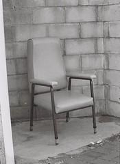 Chair (adam_h_photo) Tags: halfframe olympuspenft monochrome film filmphotography 35mm analogue analog photofilmy ishootfilm istillshootfilm blackandwhite chair