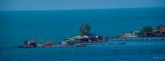 2019 - Cambodia - Sihanoukville Port - 3 of 3 (Ted's photos - Returns late November) Tags: 2019 cambodia cropped nikon nikond750 nikonfx tedmcgrath tedsphotos vignetting wideangle widescreen portofsihanoukville sihanoukville sihanoukvillecambodia ships boats horizon