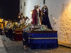 Garachico - Karfreitag-Prozession 1 (kleiner_eisbaer_75) Tags: tenerife teneriffa garachico ostern prozession nacht feier fest atmosphäre stimmung lights lichter menschen kirche kloster musik
