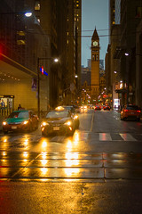 Rainy Day on Bay Street (A Great Capture) Tags: reflections clocktower downtown baystreet rain rainy agreatcapture agc wwwagreatcapturecom adjm ash2276 ashleylduffus ald mobilejay jamesmitchell toronto on ontario canada canadian photographer northamerica torontoexplore spring springtime printemps 2018 city lights urban night dark nighttime colours colors colourful colorful cityscape urbanscape eos digital dslr lens canon 70d 1750mm wet water agua eau reflection mirror glass outdoor outdoors outside architecture architektur arquitectura design overcast rainyday cloudy streetphotography streetscape photography streetphoto street calle history historic illuminate lighting
