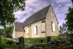 Hjälsta Church 2 (fixaraffe) Tags: hjälstachurch uppland