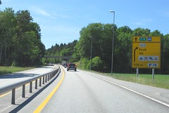 E18-115 (European Roads) Tags: e18 arendal grimstad norway agder