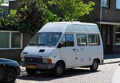 1986 Renault Trafic (rvandermaar) Tags: 1986 renault trafic renaulttrafic sidecode4 py93sb
