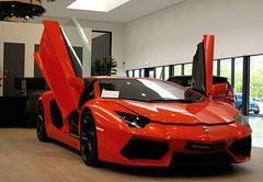 2012 Lamborghini Aventador LP700-4 (rvandermaar) Tags: 2012 lamborghini aventador lp7004 lamborghiniaventador lambo